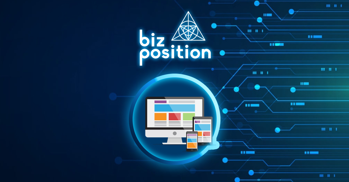 Biz Position Website Design